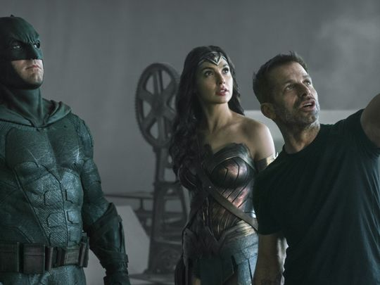Zack Snyder on Justice League set-1595748391672