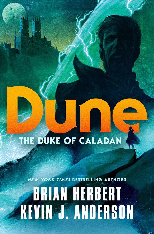 Dune trilogy book-1595828861117