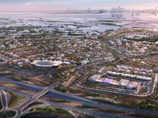 Jubail Island, Abu Dhabi