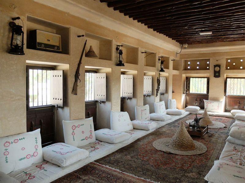 Majlis Ghorfat Umm Al Sheif.