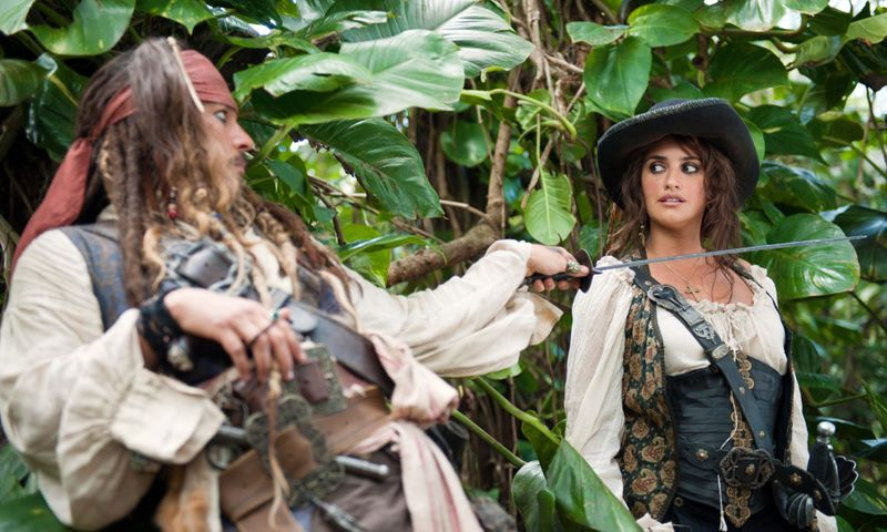 Pirates of the Caribbean: On Stranger Tideas