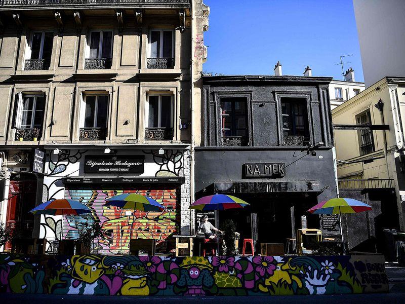 paris terrace gallery
