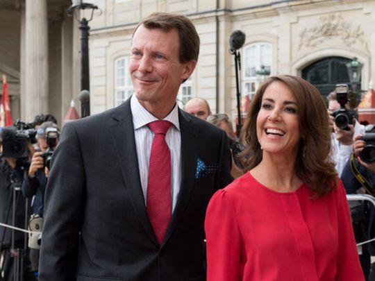 Denmark's Prince Joachim
