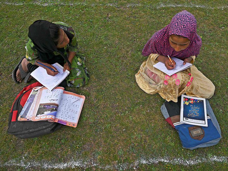 kashmir school gallery