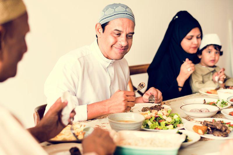 Enjoy and Eid family feast