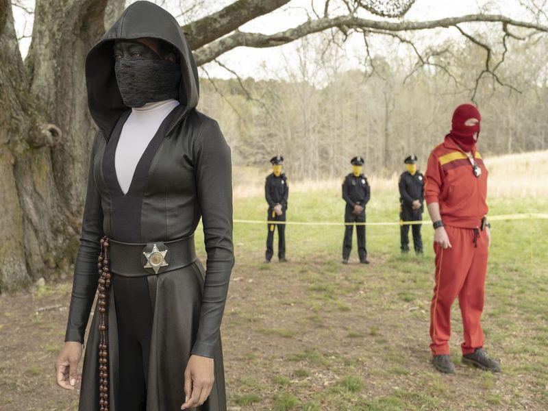 Still from 'Watchmen'