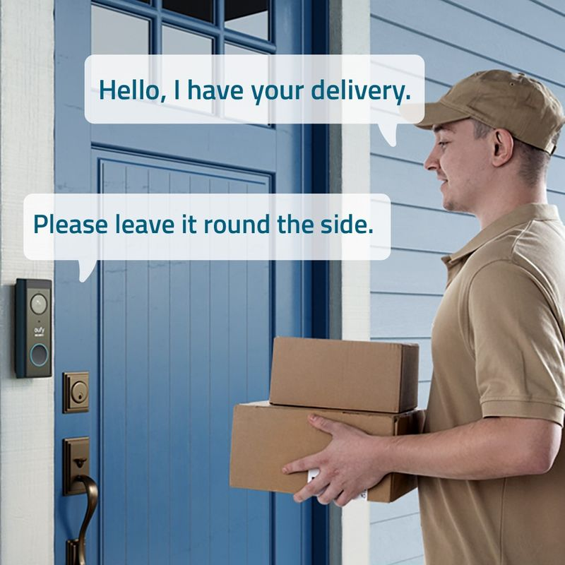 Eufy Doorbell 2K