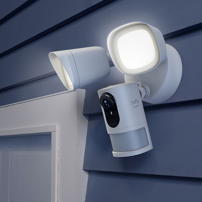 Eufy Security Floodlight Cam