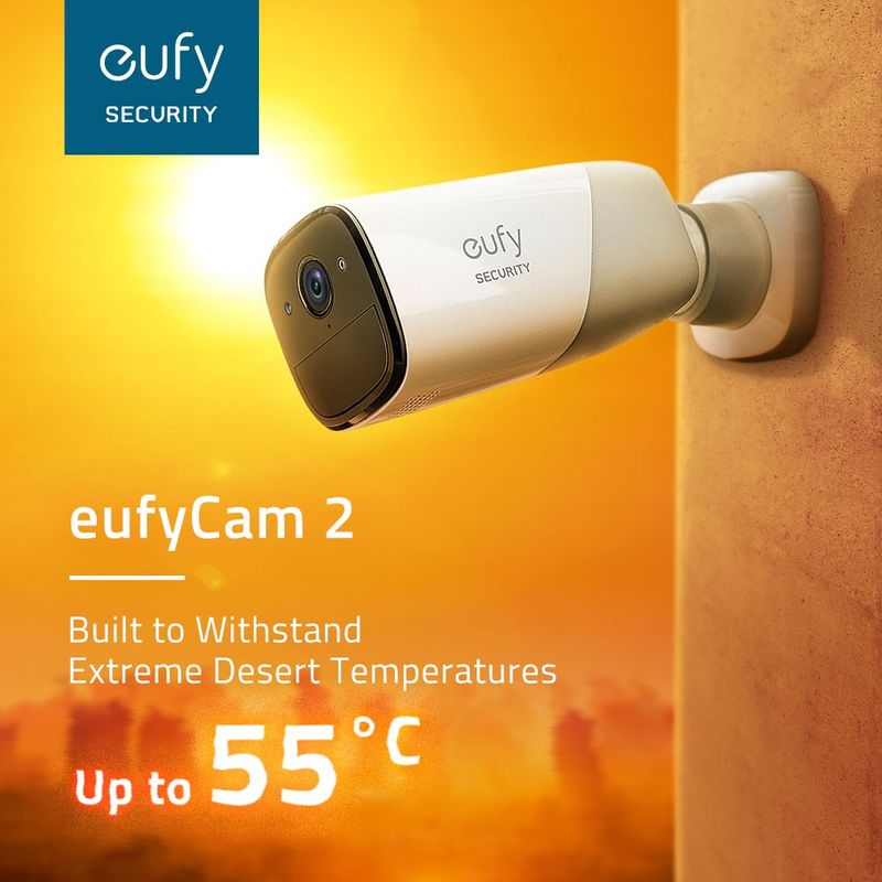 EufyCam2 Security