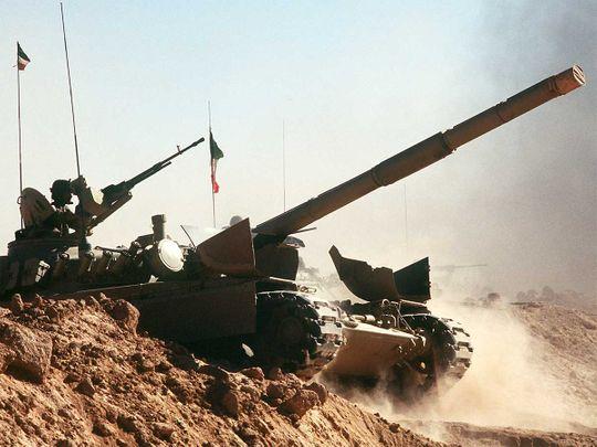 20200731 battle tank
