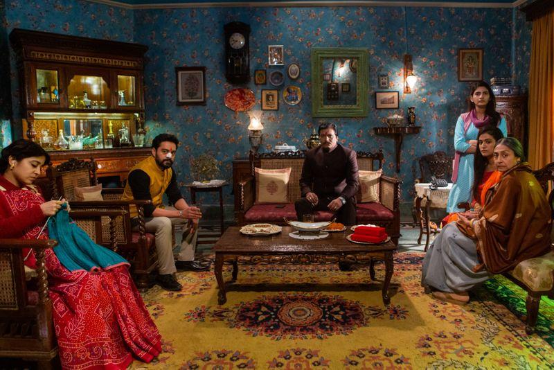 Aditya Srivastava, Shweta Tripathi, Shivani Raghuvanshi for RAAT AKELI HAI_Netflix11-1596176666515
