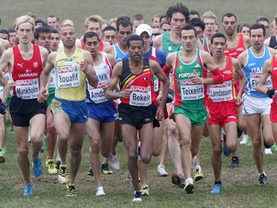 Cross country racing will be back on the Olympic calendar after 100-year absence