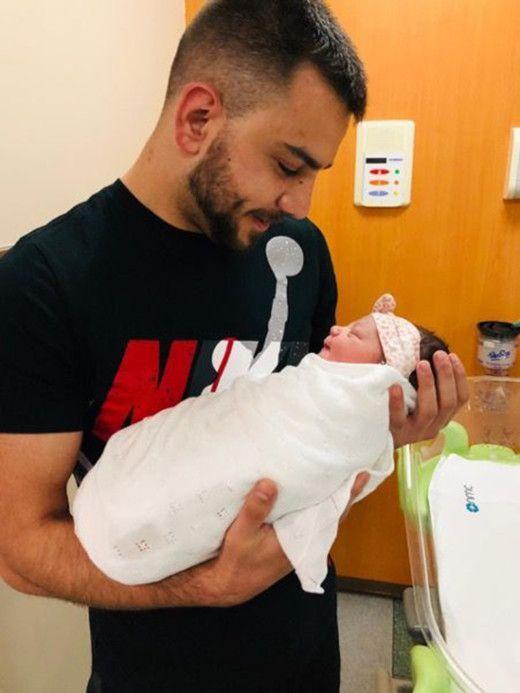 NAT 200731 Baby Andrea_father Petar Vidanovic 02-1596177639331