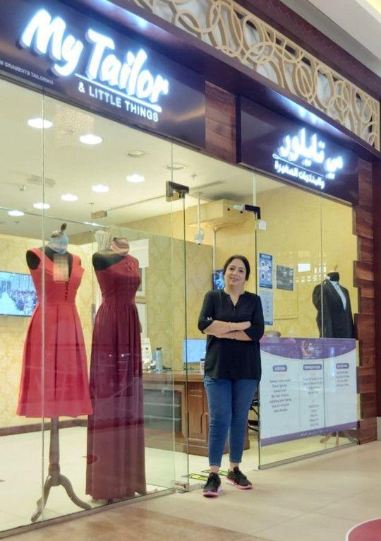 NAT 200731 Dipti Harisinghani proprietor of My Tailor and Little Things, Marina-1596182011226
