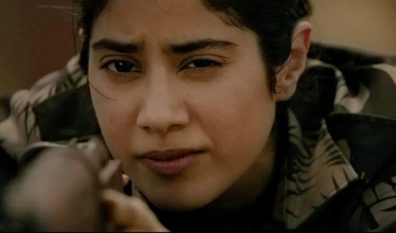 Gunjan Saxena S Trailer Falls Janhvi Kapoor S Trends On Twitter Exbulletin