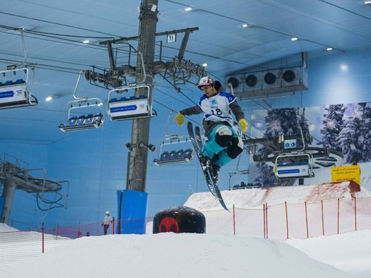 Majid Al Futtaim, the leading shopping mall, communities, retail and leisure pioneer across the Middle East, Africa and Asia, has announced that Ski Dubai will host a ski and snowboard competition next Saturday