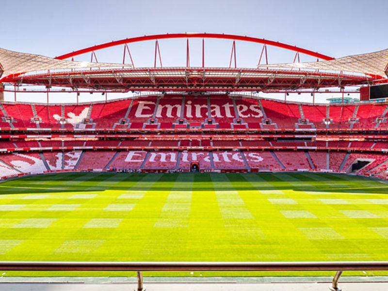 Benfica's Estadio da Luz will host the final matches of the Champions League