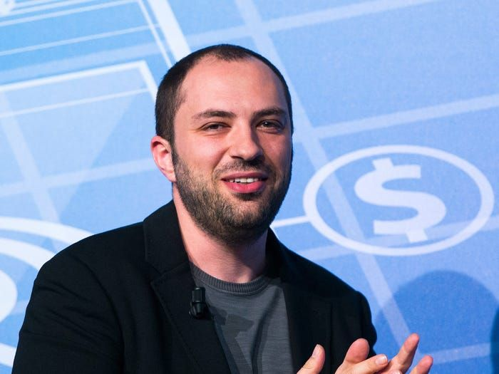 Jan Koum. Founder of Whatsapp
