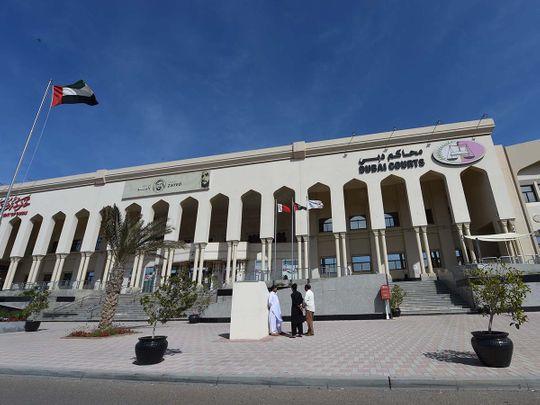 Drug addict in jail for resisting Dubai Police