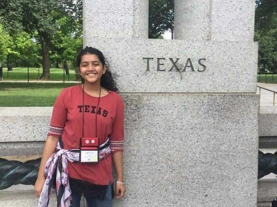 Sabika Sheikh Texas Sana Fe High School shooting