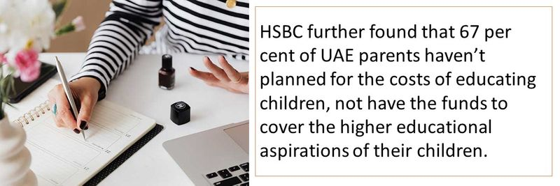UAE parents: How to manage your kids' education costs
