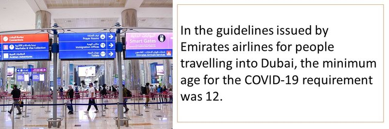 These are the Emirates guidelines