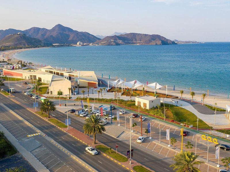 Khorfakkan Beach