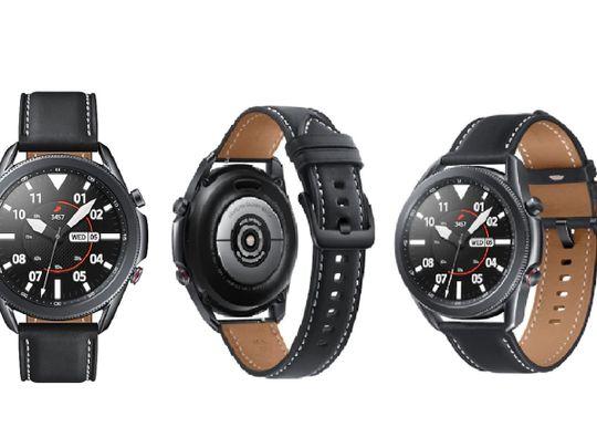 The new Galaxy Watch3