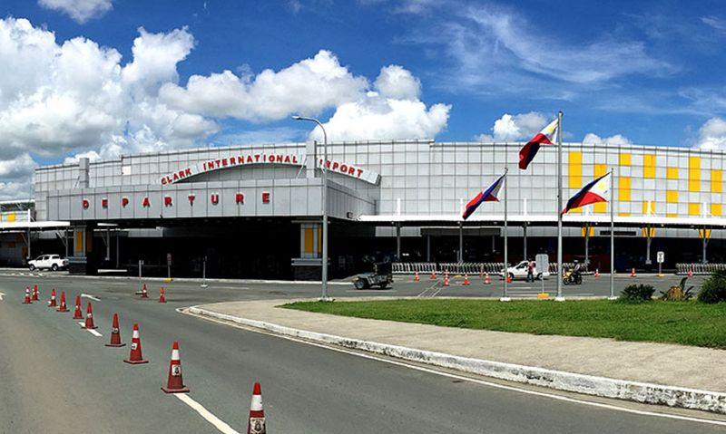 Clark International Airport Phiippines 232