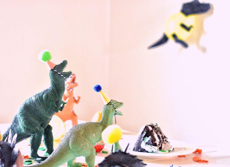 Dino mad kids