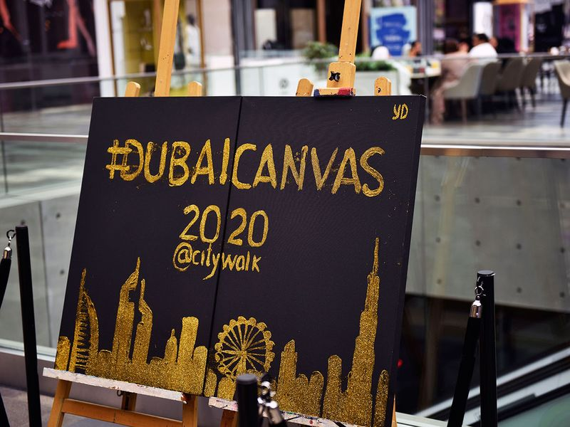 Dubai Canvas