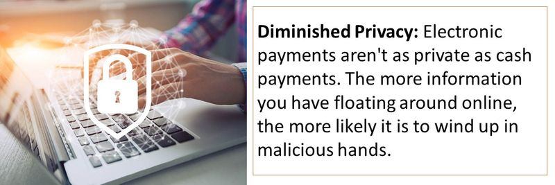 Five risks to keep in mind when going cashless in a pandemic