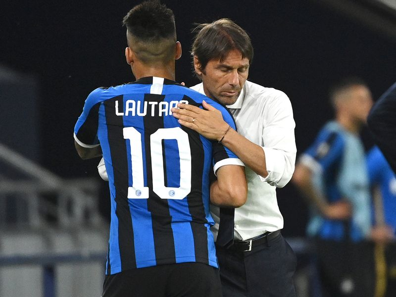 Inter Milan are into the quarter-finals of Europa League