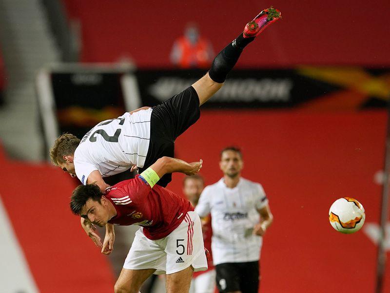 Manchester United v LASK
