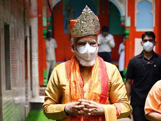 Modi Ayodhya temple