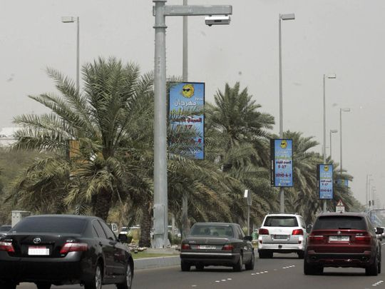 Abu Dhabi Police report 13,759 tailgating violations