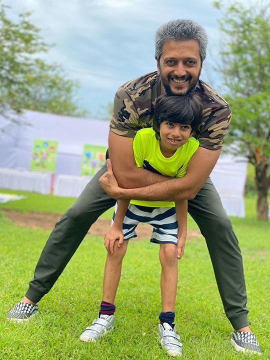 Ritesh Deskhmukh