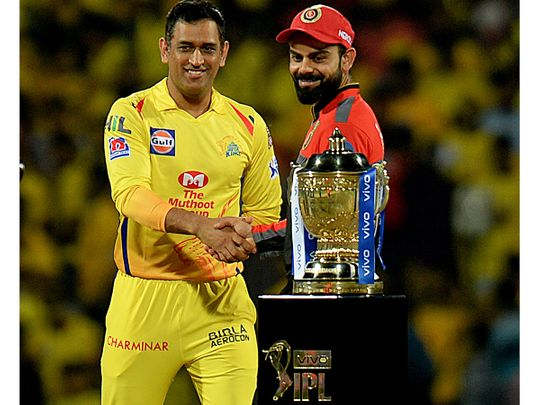 MS Dhoni and Virat Kohli will have their eyes on the IPL trophy, regardless of the sponsor
