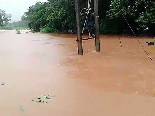 Munnar Kerala rain floods