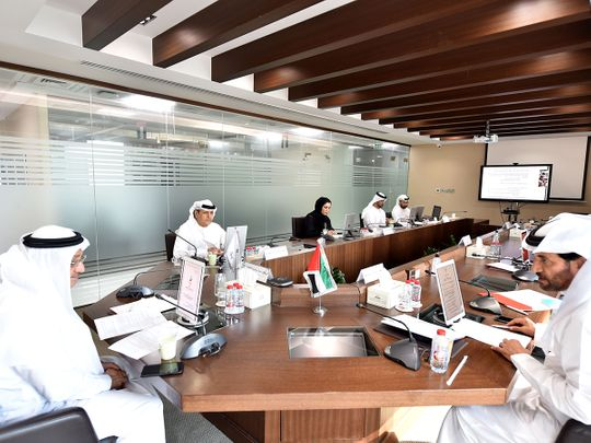 The Executive Board of the UAE National Olympic Committee suggested submitting a proposal to the General Assembly of the NOC to postpone the NOC's board elections till the end of 2021.