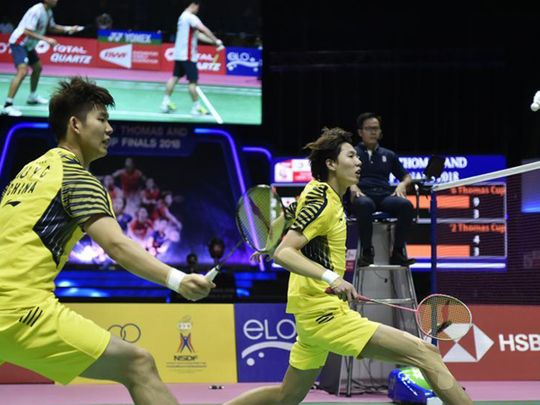The Thomas Cup will be a close contest this year