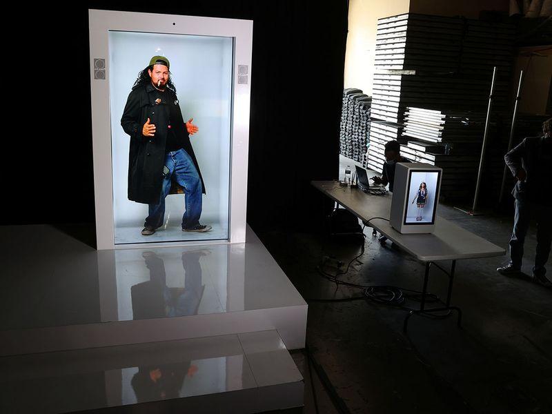 hologram gallery
