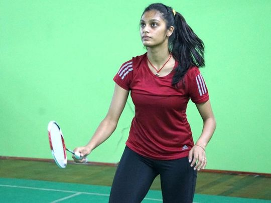Tanisha Crasto balances her time between training and studies