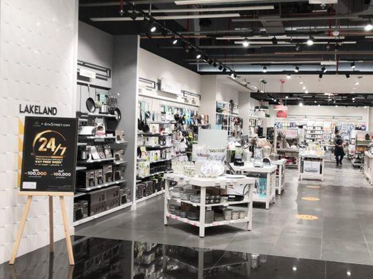 Dubai retailers go VAT-free for a week