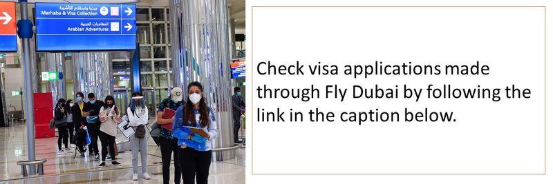 Fly Dubai visas