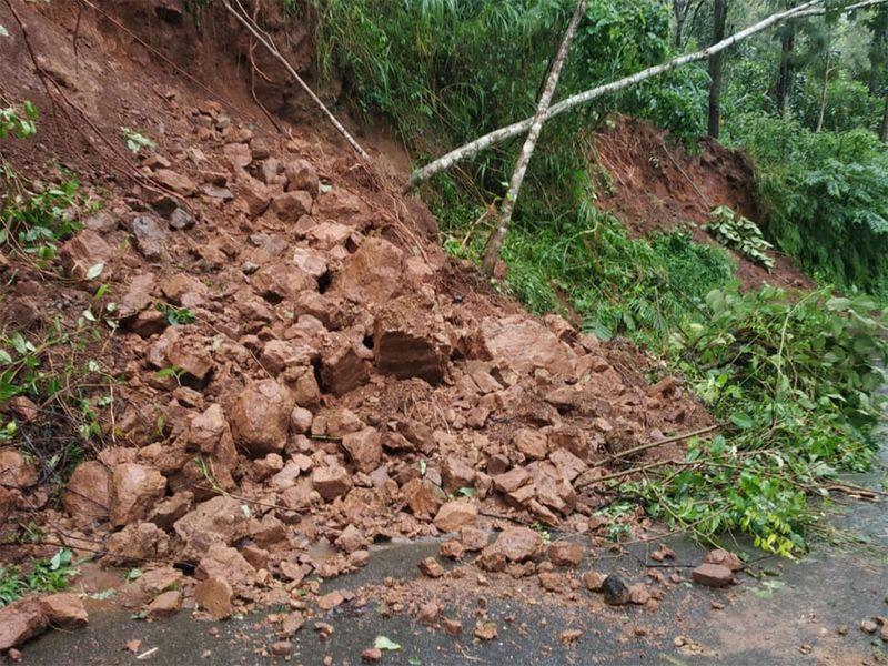 Kerala: Landslides in Idukki