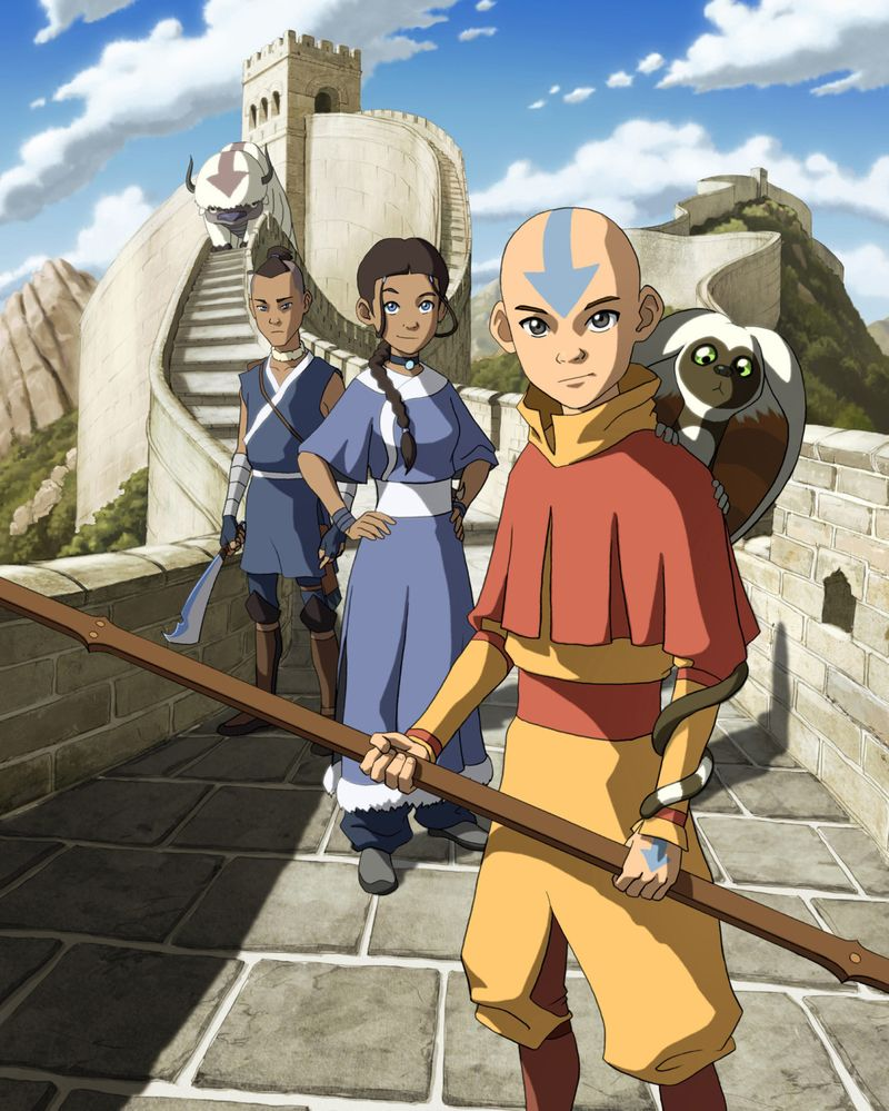 Avatar The Last Airbender MAIN-1597064957312
