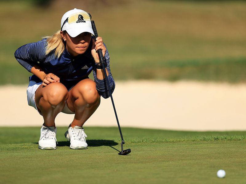Danielle Kang held her nerve to win the Marathon Classic