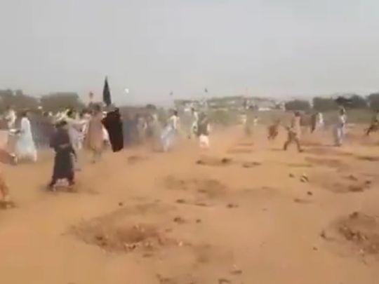 Imran Khan's plantation drive faces anger