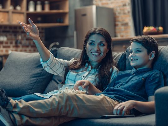 Reality TV to watch with your kids